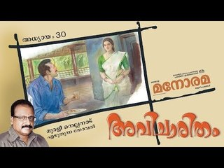 Chapter 30 | Avicharitham | Murali Nellanad  | അവിചാരിതം | Audio Book | Malayalam Novel