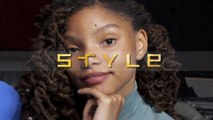 5 things you need to know about Halle Bailey, the new Little Mermaid