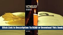 Online Victimology: The Essentials  For Kindle