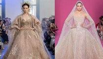 أبرز فساتين الزفاف التي لفتتنا من مجموعات الخياطة الراقية لخريف 2019