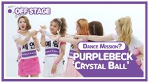 [Pops in Seoul] Crystal Ball! PURPLEBECK(퍼플백)'s Off-Stage Dance
