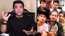 Ajaz Khan Reacts On TikTok star Faisu And His Team 07 | Hasnain, Aadnan