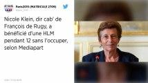 La directrice de cabinet de François de Rugy conserve un HLM durant douze ans sans y habiter