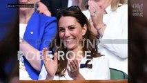 Kate Middleton craque pour une robe estivale rose pour assister à un match de polo !
