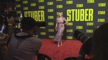 """Dave Bautista y Kumail Nanjiani, un dúo cómico para el estreno de """"Stuber"""""""