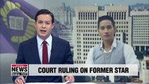 Supreme Court rules that refusing visa to Korean-American singer Yoo Seung-jun is illegal