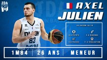 Axel Julien - Top actions 18/19