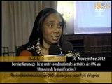 Rankont komite kòdinasyon ONG entènasyonal yo an Ayiti ak Laprès