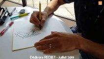 Dédicace REDJET - Innermost chez H2T