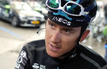 "Geraint Thomas - ""I Don't Feel Any Pressure"" 