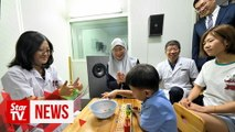 Wan Azizah: Malaysia could use China's expertise to help children with special needs