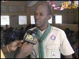 Aktivite pou make selebrasyon fèt Nwèl la nan entansyon Scouts ak Louveteaux ki nan distri Maïs Gåté