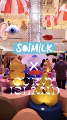 Soimilk x The Curvy Island