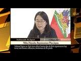 Accord de don entre l'Ambassade du Japon et des organisations dans le domaine de l'éducation.