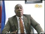Mr Stevenson Jacques Thimoléon   Vis Prezidan asanble nasyonal