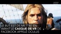 Le partenariat étonnant entre Ubisoft et Facebook pour des jeux Assassin's Creed et Splinter Cell