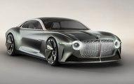 VÍDEO: Ojo a este concept, Bentley EXP 100 2019, una escultura sobre ruedas