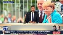 De quoi souffre Angela Merkel ? (1/2)