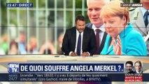 De quoi souffre Angela Merkel ? (2/2)