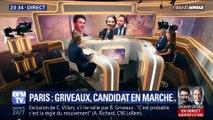 Paris: Griveaux, candidat En Marche (3/3)