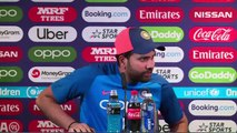 Post Match Press Conference India vs England _ ICC Cricket World Cup 2019