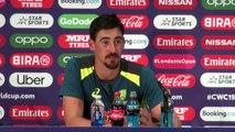 Post Match Press Conference Australia vs New Zealand _ ICC Cricket World Cup 2019