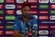 Post Match Press Conference Pakistan VS Afghanistan _ ICC Cricket World Cup 2019