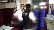 ADANA 4 kişinin öldüğü Adana'da kaçak içki operasyonu