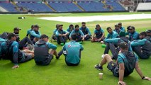 PAK v AFG - At The Nets _ ICC Cricket World Cup 2019