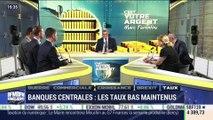 La semaine de Marc (2/2): Les banques centrales maintiennent les taux bas - 12/07
