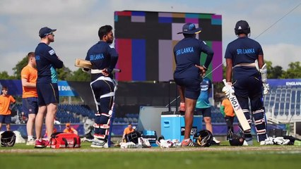 SRI v SAF - At The Nets _ ICC Cricket World Cup 2019