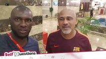 Self'Questions avec Oumar Ben Salah (ex international ivoirien)