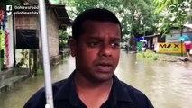 Floods Ravage North-East