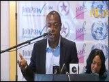 Lancement du forum des opportunités de croissance par l'emploi, l'entreprenariat et la formation
