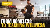 UPSTART:  Overcoming adversity through wellness