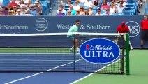 15 meilleurs coups de Tennis de Roger Federer !