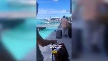 """María Pombo y Pablo descubren """"el paraíso"""" de Bora Bora"""