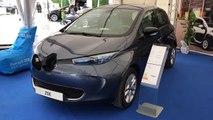 Le stand Renault en direct du salon de val d'isere