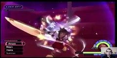 Kingdom Hearts- Sora vs Sephiroth