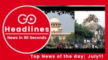 Top News Headlines of the Hour (11 July, 6:00 PM)