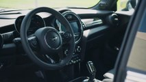 The new MINI Cooper SE Interior Design