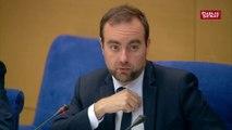 « Après une séance importante avec le président de l'AMF François Baroin, je crois que travailler sur des mesures d'assouplissement de seuils constitue déjà une solide base pour commencer »