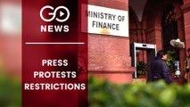 Editors Guild Condemns North Block Restrictions
