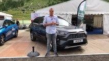 Vidéo - Toyota Rav 4 : en direct du Salon de Val d'isère