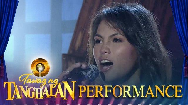 Leah Mae Valiente | I Surrender | Tawag Ng Tanghalan