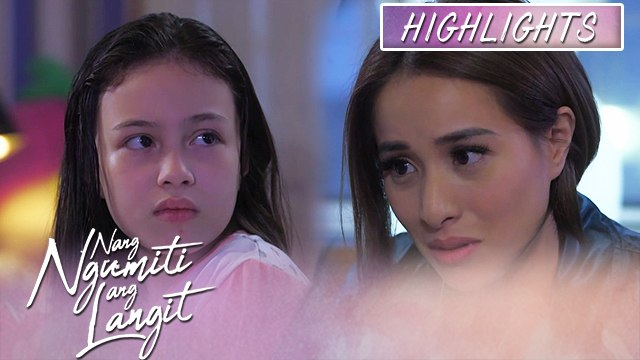 Katrina advices Amber to mingle with Michael | Nang Ngumiti Ang Langit