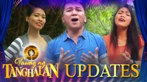 Who among the daily contenders will face the defending champion?   Tawag Ng Tanghalan