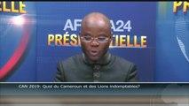 DÉBAT SPÉCIAL PRÉSIDENTIELLE 2018 - Cameroun: CAN 2019 et des Lions Indomptables? (2/3)