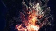 Monster Hunter World  - Iceborne : Trailer du Glavenus