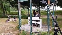 Montbard : Antoine Froidevaux a tourné son nouveau clip